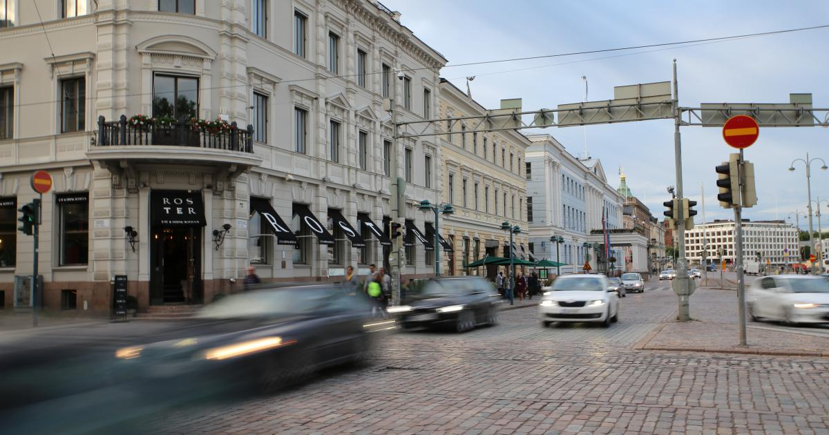 Taksin Tilaus Helsinki